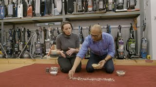 Inside The Vacuum Test Lab | Consumer Reports