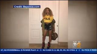 Beyonce Shows Off Body 2 Months After Giving Birth