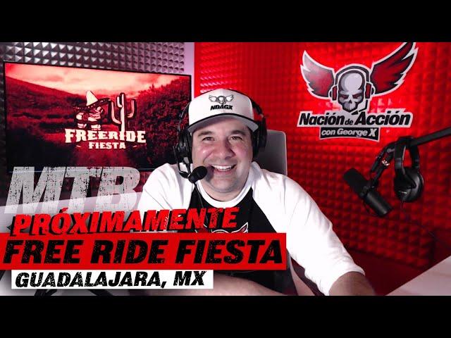 Reporte Nación de Acción - MTB- Johny Salido habla del Free Ride Fiesta Guadalajara