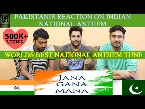 Pakistani Reacts to National Anthem Of India | Jaya Hey : Jana Gana Mana Video Song by 39 Artists