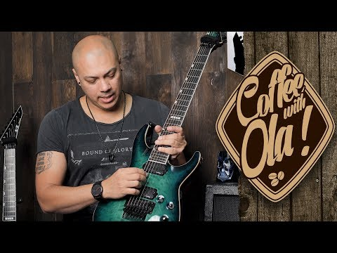 COFFEE WITH OLA - Doc Coyle of Bad Wolves / God Forbid
