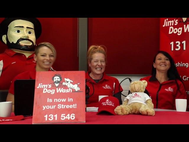 #JIMSGROUP Jim's Dog Wash Live Info Session Q & A