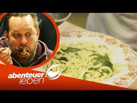 Reise Nach Italien: Alex Testet Typisch Italienische Gerichte | Abenteuer Leben | Kabel Eins