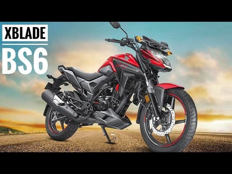 Finally Honda Xblade Bs6 With 5 Big Changes Launch Price