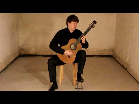 Mikko Heiniö: Prelude 5 (from Five Preludes for guitar, 2013)