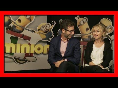 Minions: intervista a Luciana Littizzetto e Fabio Fazio