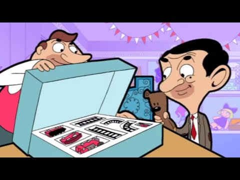In the Toy Store | Bean's Birthday Bash 2012 | Mr. Bean Official Cartoon