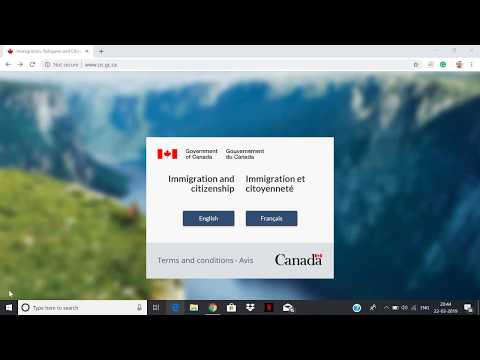 Canada Visa Application- How To Link A Paper-based (offline) Application To An Online Account?