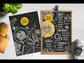 Classy Food Menu 4 Brochure Template | Creative Market