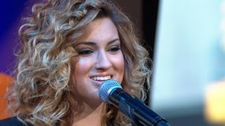 "Tori Kelly - Fill a Heart - ""Homemade Songs"" Artist Performs New Song on Child Hunger on"
