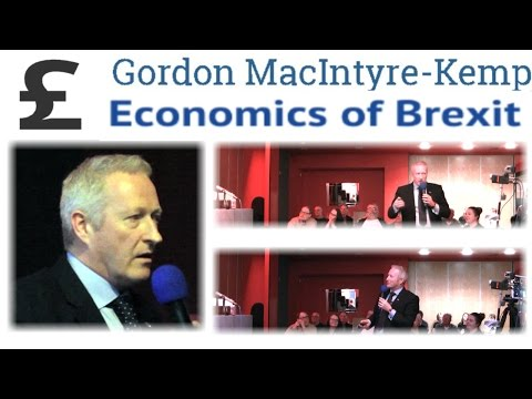 Gordon MacIntyre-Kemp ,The Economics of Brexit