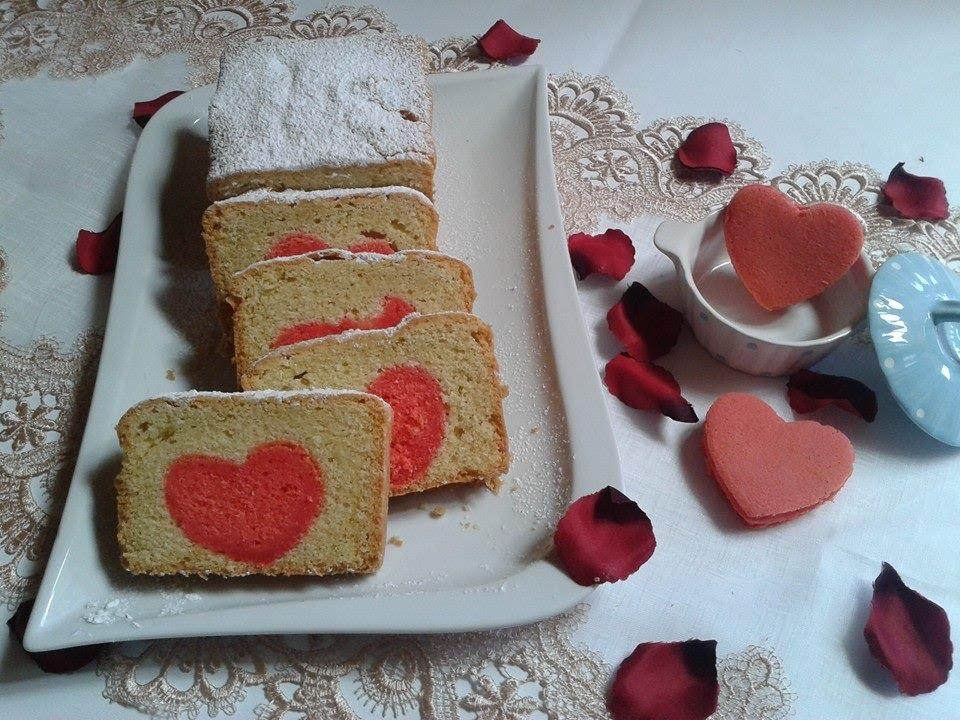 Plumcake Con Cuore Ricette Di San Valentino Ricetta Semplice E