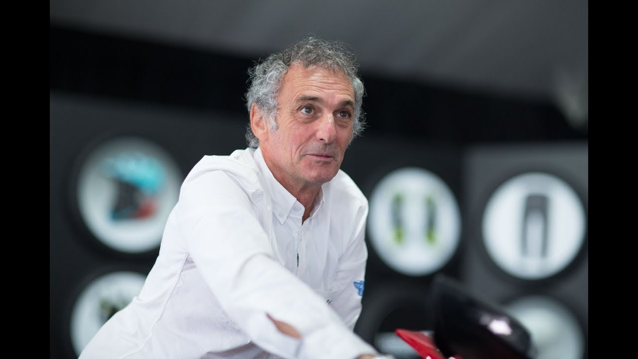 Download Protective gear saved MotoGP champ Franco Uncini