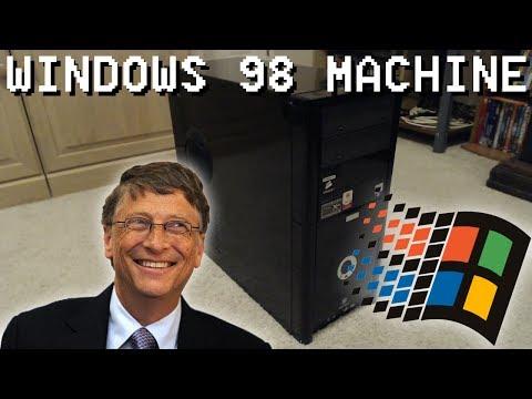 win98 machine