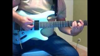 "Guitar Tabs Lesson : Steve Harris The Chosen Ones ""British Lion"" Chords"