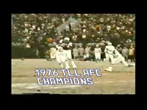 Tecmo Legacy League Super Bowl 1976