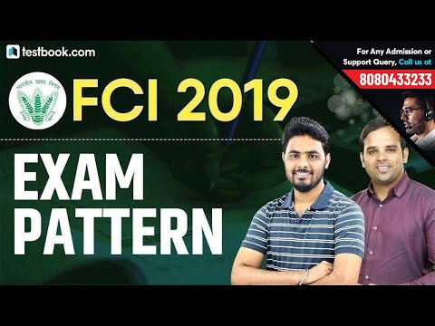 FCI Recruitment 2019   FCI Exam Pattern & Detailed Syllabus   Preparation Tips & Strategy by Experts