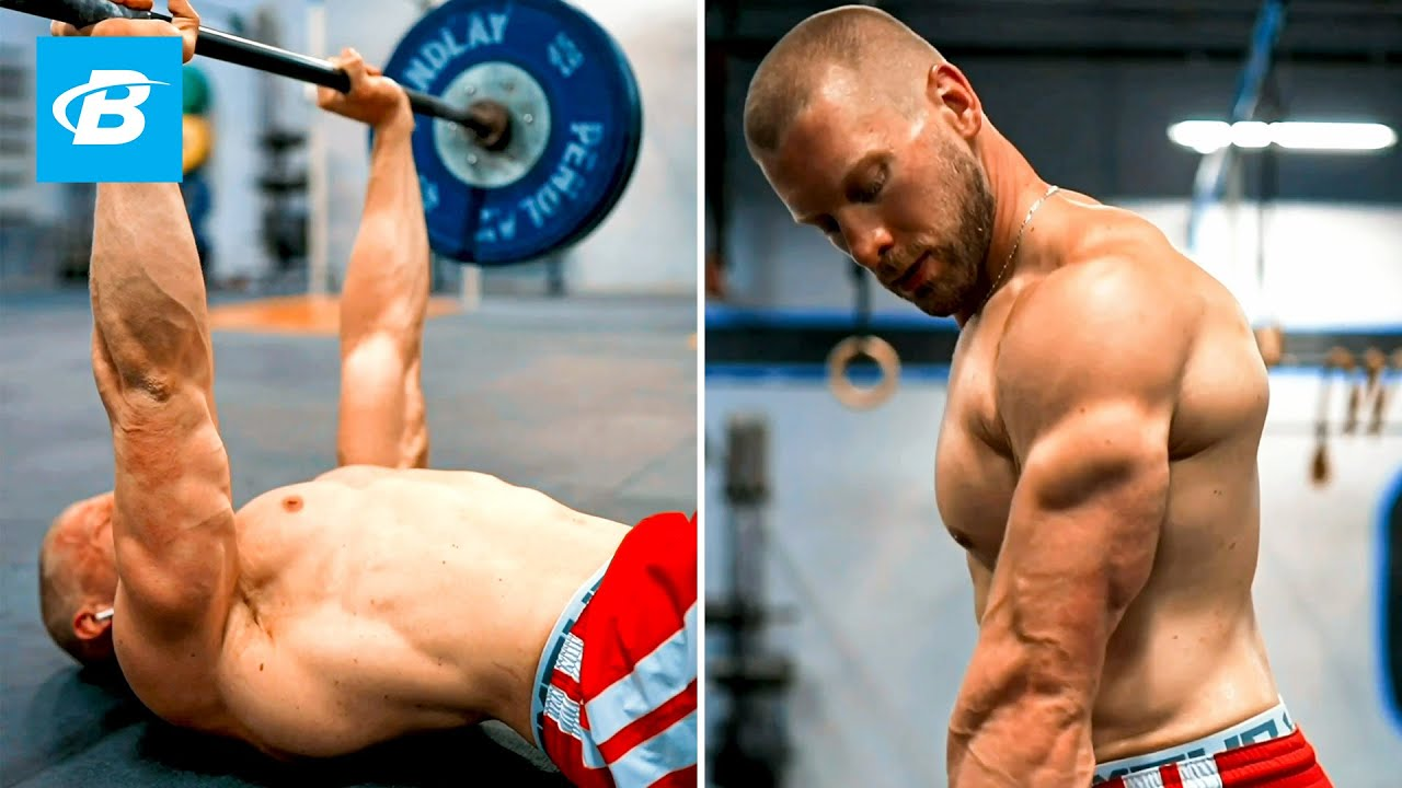 How to Build Your Triceps | Davis Diley #shorts
