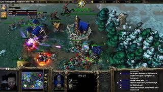 Wan (UD) vs Yumiko (HU) - WarCraft 3 - WC2546