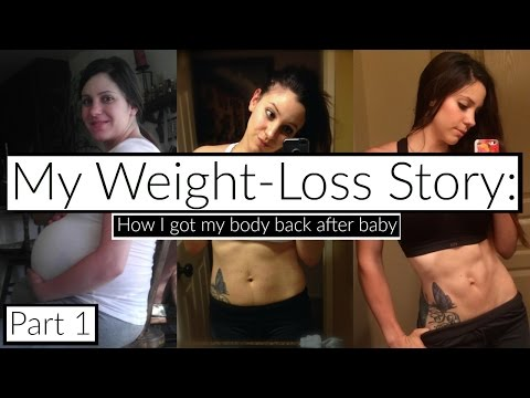 ✂️MY Weight loss, Health, & Fitness Journey (Part 1) : losing weight Post Partum + going VEGAN