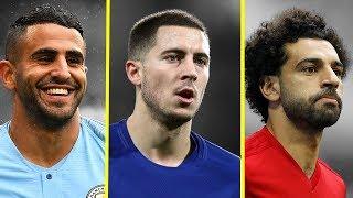 Eden Hazard VS Riyad Mahrez VS Mohamed Salah - Who Is The Best ? - 2018