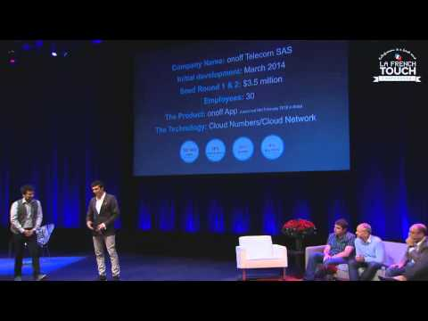 French Touch Conference NYC 2015 : Taïg Khris for Onoff App