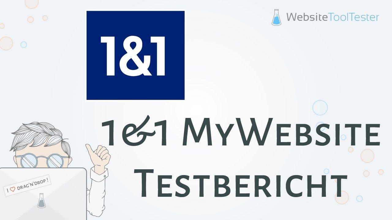 11 Mywebsite Testbericht Wie Schlägt Sich Der Homepage Baukasten