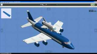 How to build a lego space shuttle and shuttle carrier aircraft boeing 738