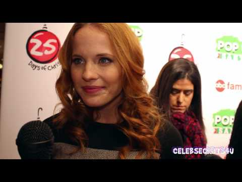Katie LeClerc Talks Married Life & SWITCHED AT BIRTH Season 4