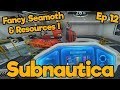 Resources & Fancy Vehicles | Subnautica | Ep. 12