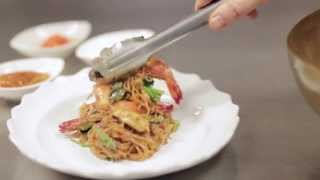David Thompson Thai Food - Seafood Noodle With Chilli Jam