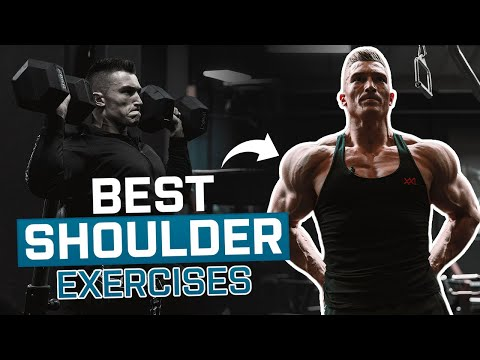 best exercises to build boulder shoulders | Fitness Series