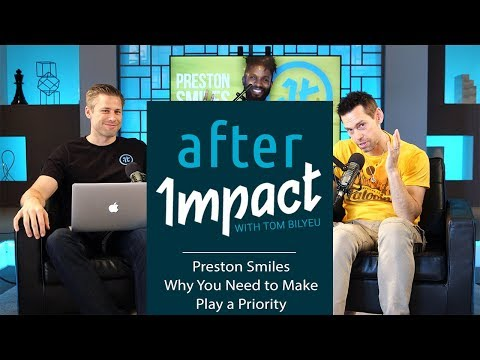 After Impact: Preston Smiles
