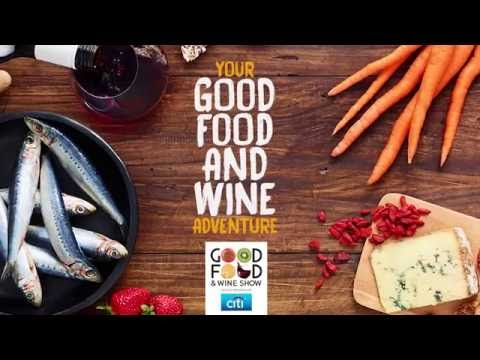 Good Food & Wine Show - Melbourne 2016