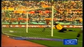* Batistuta, Totti e Montella * il trio dello scudetto VHS 2001 HD
