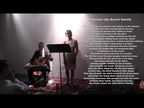 Resonance - Garrett Shatzer - Jarring Sounds