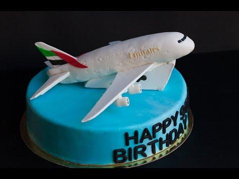Airplane Cake Lyona Cakes Geneva