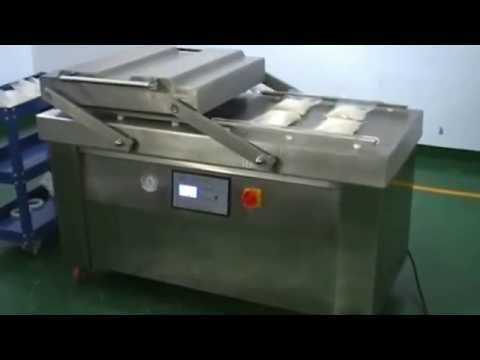 Dual-chamber vacuum packaging machine DZ600/2S,Qingdao Ausense