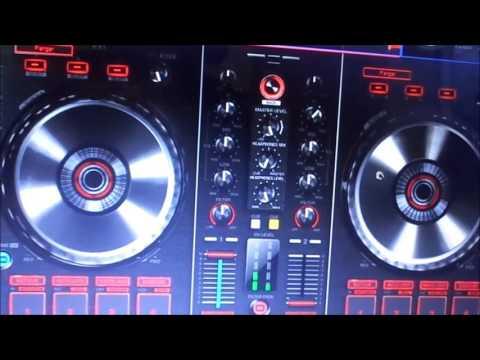 Miami Electro Bass Teste Skin Virtual DJ 8