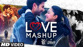 Love Mashup 2019  DJ YOGII  Best Hindi Romantic Songs  Hindi Love Songs  TSeries