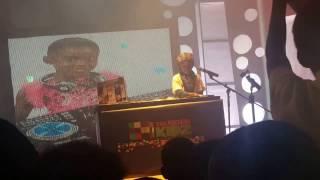 DJ Switch kills it on the turn table