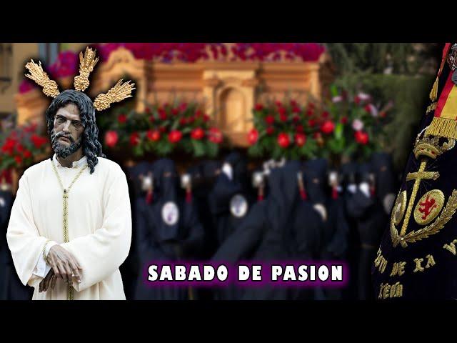 [HD] CAUTIVO ANTE ANAS A DOBLE CAMARA 2018. SABADO DE PASIÓN.