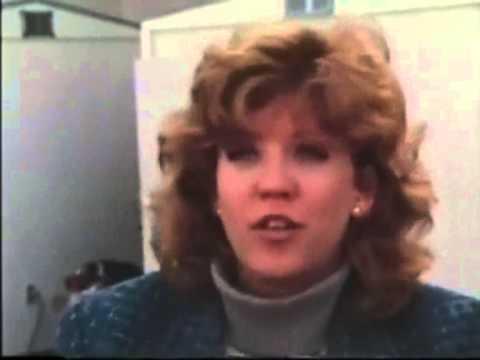 Nancy Allen talking
