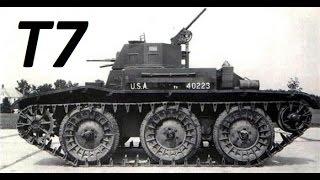 Т7 Combat Car
