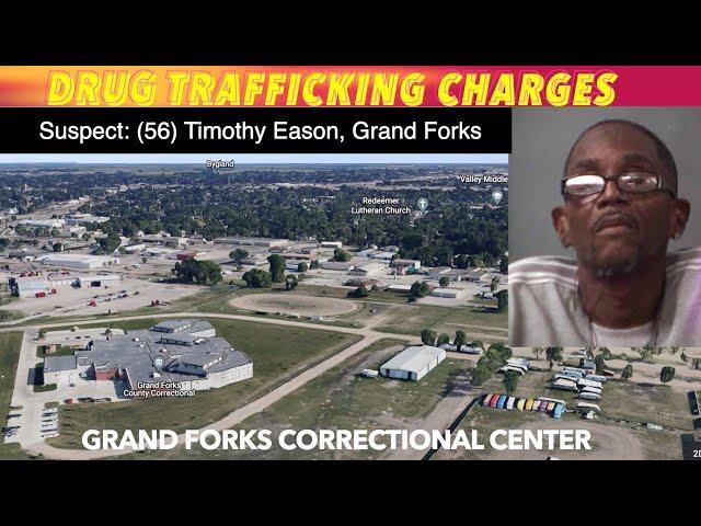 Grand Forks Man Facing Drug Trafficking Charges