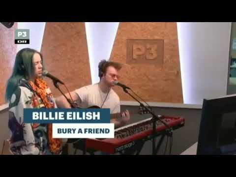 Billie Eilish - Bury A Friend (Acoustic)