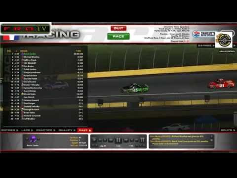Charlotte Recruit Race