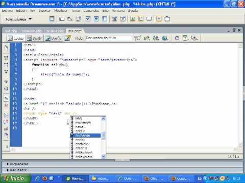 Videotutorial 14 del curso de PHP y MySQL