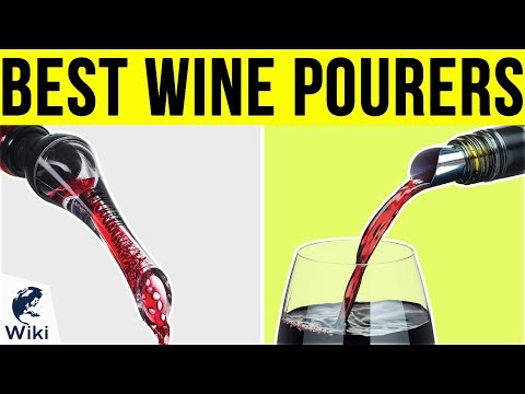 10 Best Wine Pourers 2019