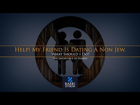 dating a non jewish girl